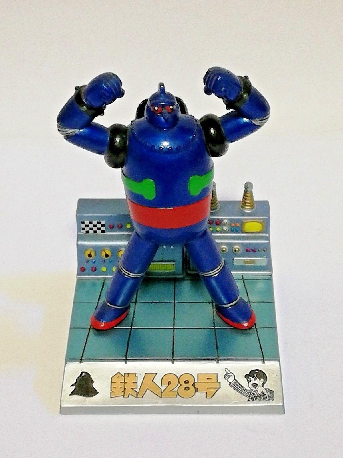 FiguAx Mitsuteru Yokoyama Gigantor Tetsujin 28-go Diorama RARE Figure