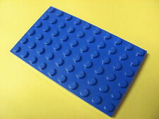 LEGO 3033 @@ Plate 6 x 10 (x1) @@ Plaque @@ BLUE @@ BLEU