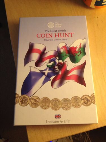 1 coin hunt album An All coins Included