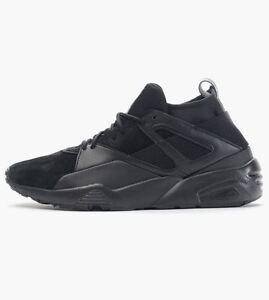 Sale !! PUMA BOG Sock Core Men s Running Training Shoes Black 362038 ... fcb76ab7b