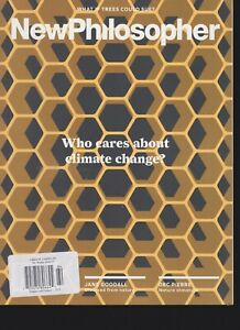 NEW PHILOSOPHER #14 MAGAZINE 2016, NATURE, WHO CARE ABOUT CLIMATE CHANGE?