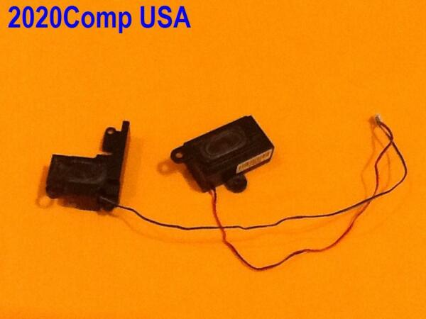 **tested** Hp Compaq C700 Series Left + Right Speaker Set + Cables