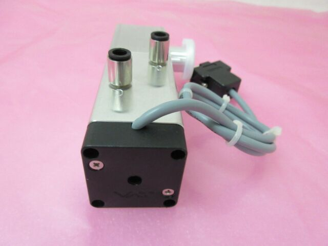 Novellus 60-281687-00 VAT 24424 Vacuum Isolation Valve Right Angle 407438 for sale online