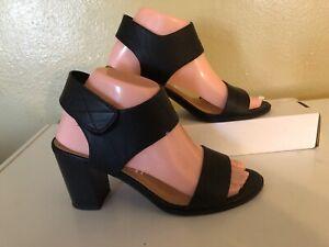 Soda-Women-s-Armas-Open-Toe-Ankle-Strap-Block-Heel-Sandals-Size-7-5