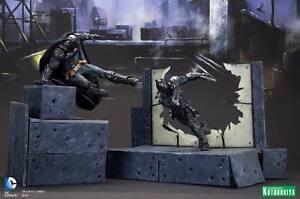 ARKHAM KNIGHT 1//10 BATMAN /& ARKHAM KNIGHT ARTFX BATMAN STATUE SET KOTOBUKIYA
