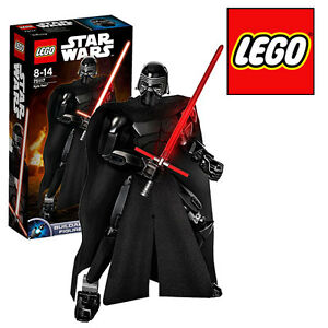 LEGO-75117-Star-Wars-Kylo-Ren-h-26-cm-costruzioni-nuovo-disney-giochi-action-new
