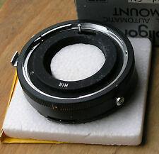 Miranda SLR T4  Mount adaptor ( soligor)