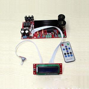 1PC-TDA8954TH-PGA2311U-Class-D-Digital-AMP-2-210W-Amplifier-Remote-Control
