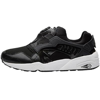 Puma Disc Blaze-updated core Trinomic Herren Sneaker Schuhe 359516 04 schwarz