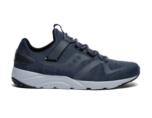 Saucony Original Hombre Zapatos Zapatillas Grid 900 Mod S70411-3 Negro gris Oscuro