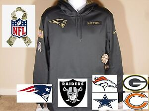 Nike 2016 NFL Salute to Service Limited Edition STS Player Hoodie ... 5f31baadf