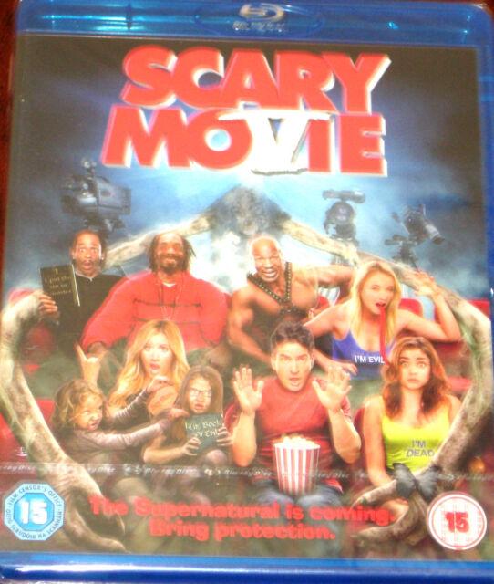 Scary Movie 5 (Blu Ray), Ashley Tisdale, Simon Rex, Heather Locker, Snoop Dog