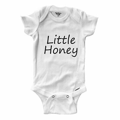 Infant Baby Gerber Onesies Bodysuit One-Pieces Outfit Newborn Cute Gift Bee Kind