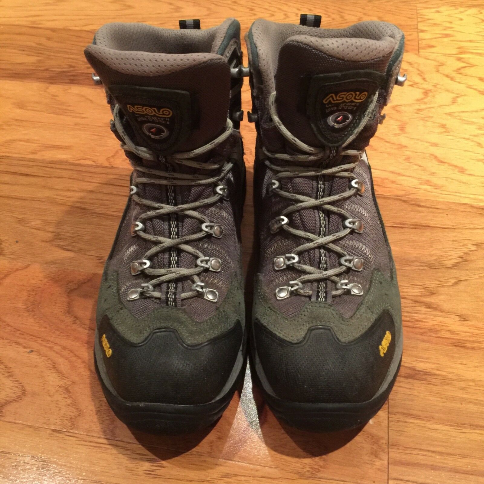 Womens Asolo Hiking Boots, size 8.5