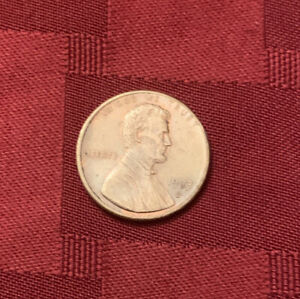 1993 D LINCOLN MEMORIAL PENNY 1¢ Cent DDO ERROR COIN ...