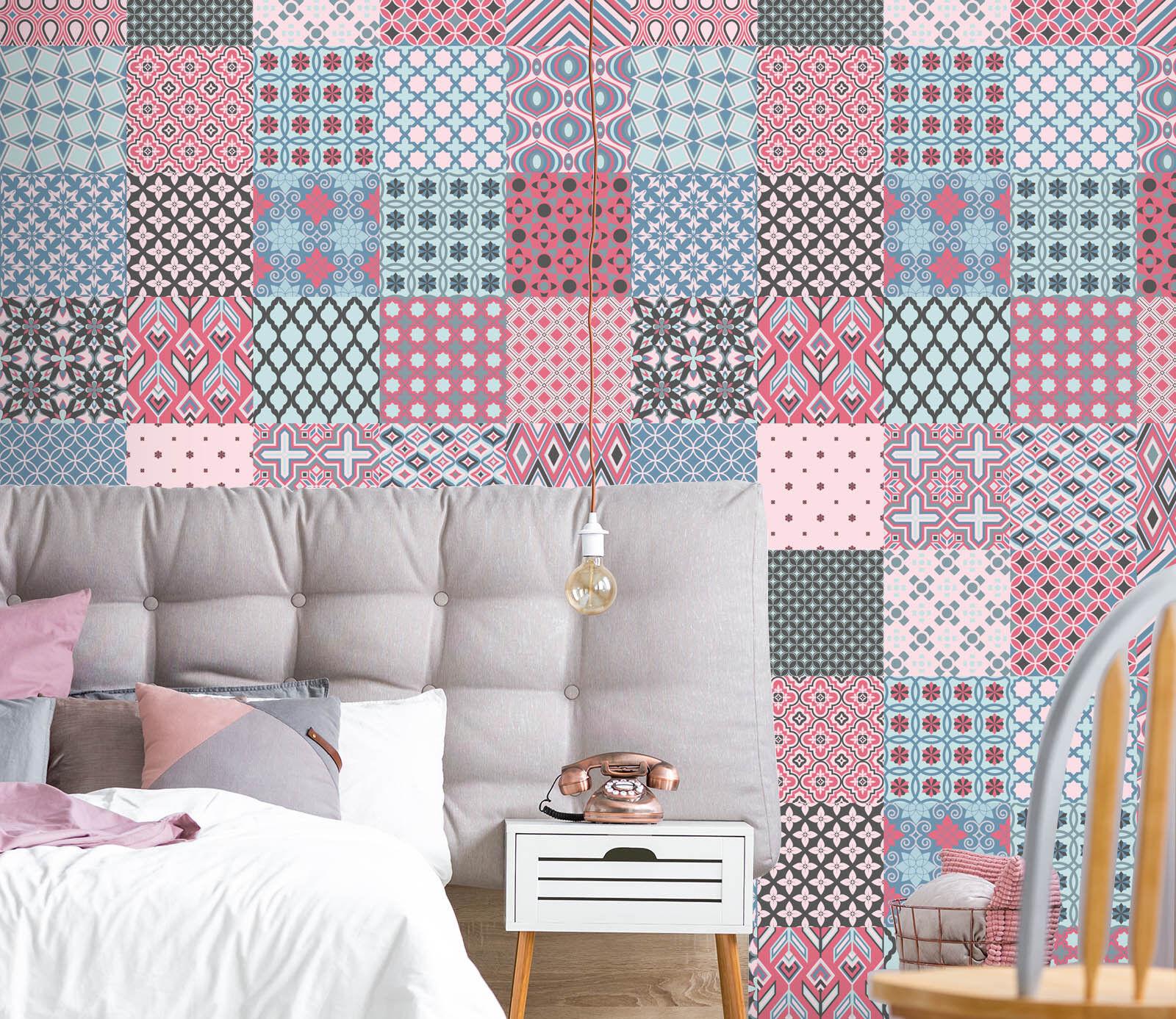 3D Platz Floral Muster 12 Tapete Wandgemälde Tapete Tapeten Familie Kinde DE