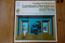 The Way Out Voices of Lambert, Hendricks and Ross COLUMBIA ODYSSEY ‎– 32 16 0292