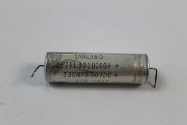 Leaded 330UF 25V ELECT FM RADIAL Aluminum Electrolytic Capacitors 50