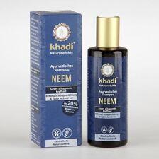 Khadi Shampoo Neem- Anti Dandruff 210ml