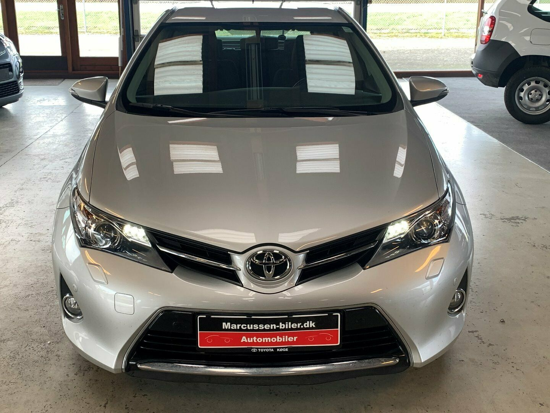 Toyota Auris 1,6 T2 TS MDS 5d - 139.500 kr.