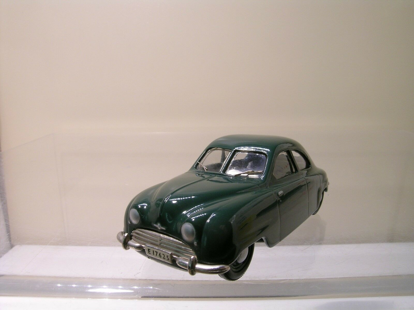SOMERVILLE MODELS 119 SAAB 92 SEDAN 2018 Verde SCALE 143