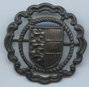 """Volkskunst Offizielle Website A846 Trachten & Accessoires Altes Abzeichen """"kärnten Wappen"""" Brosche Anstecker"""