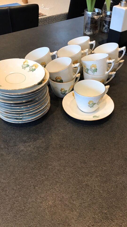 Porcelæn, Kaffekopper, Bing og Grøndahl