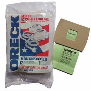 Oreck Housekeeper Buster B Compact Canister Portable