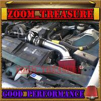 Black Red 1994-1997 Camaro Z28/firebird/formula/trans Am Full Short Air Intake