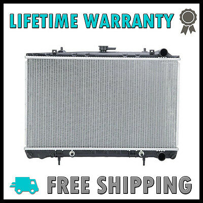 Radiator Replacement For 89-94 Nissan S13 240SX Coupe Hatchback Convertible 2.4L