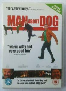 Man About Dog 2004 Comedy Starring Allen Leech Ciaran Nolan 2005 Region 2 DVD