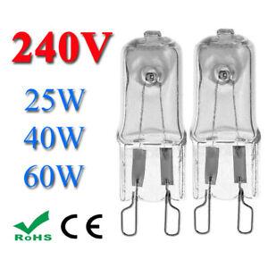 10-20-50pcs-G9-240V-25W-40W-60W-Watts-Clear-Capsule-Bulbs-Halogen-Light-CE-ROHS