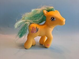 My Little Pony MLP G3 Costco Exclusive Butterfly Island Anchors Away 2005 Rare