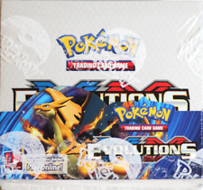 Evolutions XY12 Booster Box Pokemon TCG English Sealed
