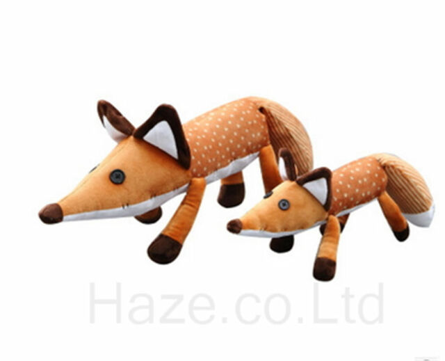 "Hot sale Movie The Little Prince Fox Plush Doll 16"" & 23.6"""