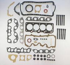 MOTORE COMPLETO HEAD fondo inferiore Guarnizione Set Bulloni Escort Fiesta 1.6 RS TURBO RS1600