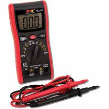 Automotive Digital Multi-Meter Voltmeter Ohmeter Ammeter Performance Tool