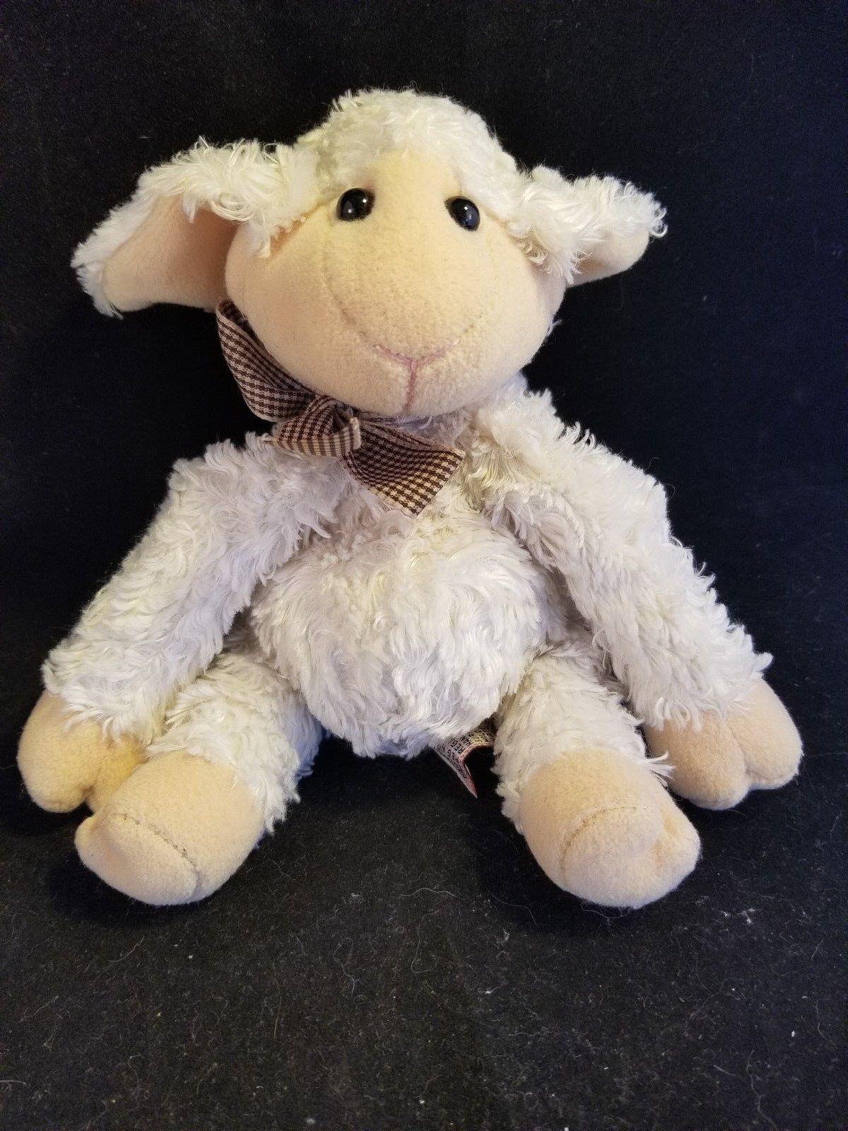 Gund Nibbles Stuffed Stuffed Stuffed Lamb  3326 52bdfc