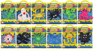 Sticky-Creatures-Stretchy-Boys-Party-Bag-Toys-Stocking-Fillers