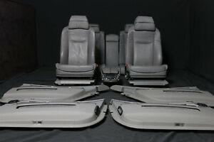 BMW-7er-E66-Version-Longue-Cuir-Massage-Sieges-de-Confort-Individuel-en