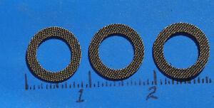 3 Drag Washers #SDS78 Smooth Drag Carbontex SHIMANO REEL PART Sustain 4000FG