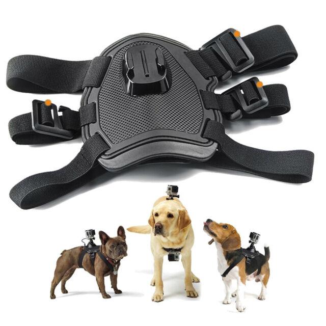 Dog Chest Strap Belt Mount Adjustable Camera Accessory For Gopro Hero7//6//5//4//3+