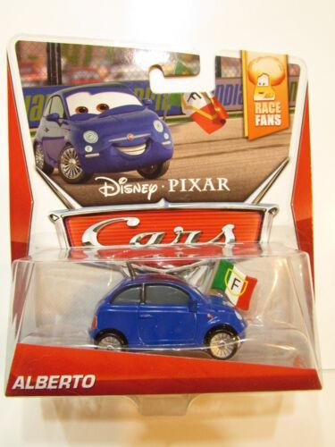 Disney Pixar Auto da Corsa Tifosi Alberto
