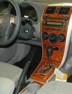 Toyota Corolla 2013 Le Interior