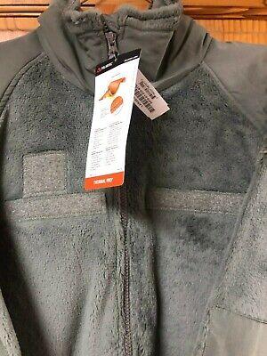 Jacket Coat Gen III L3 POLARTEC Fleece Extra Large ECWCS Foliage Peckham New NWT