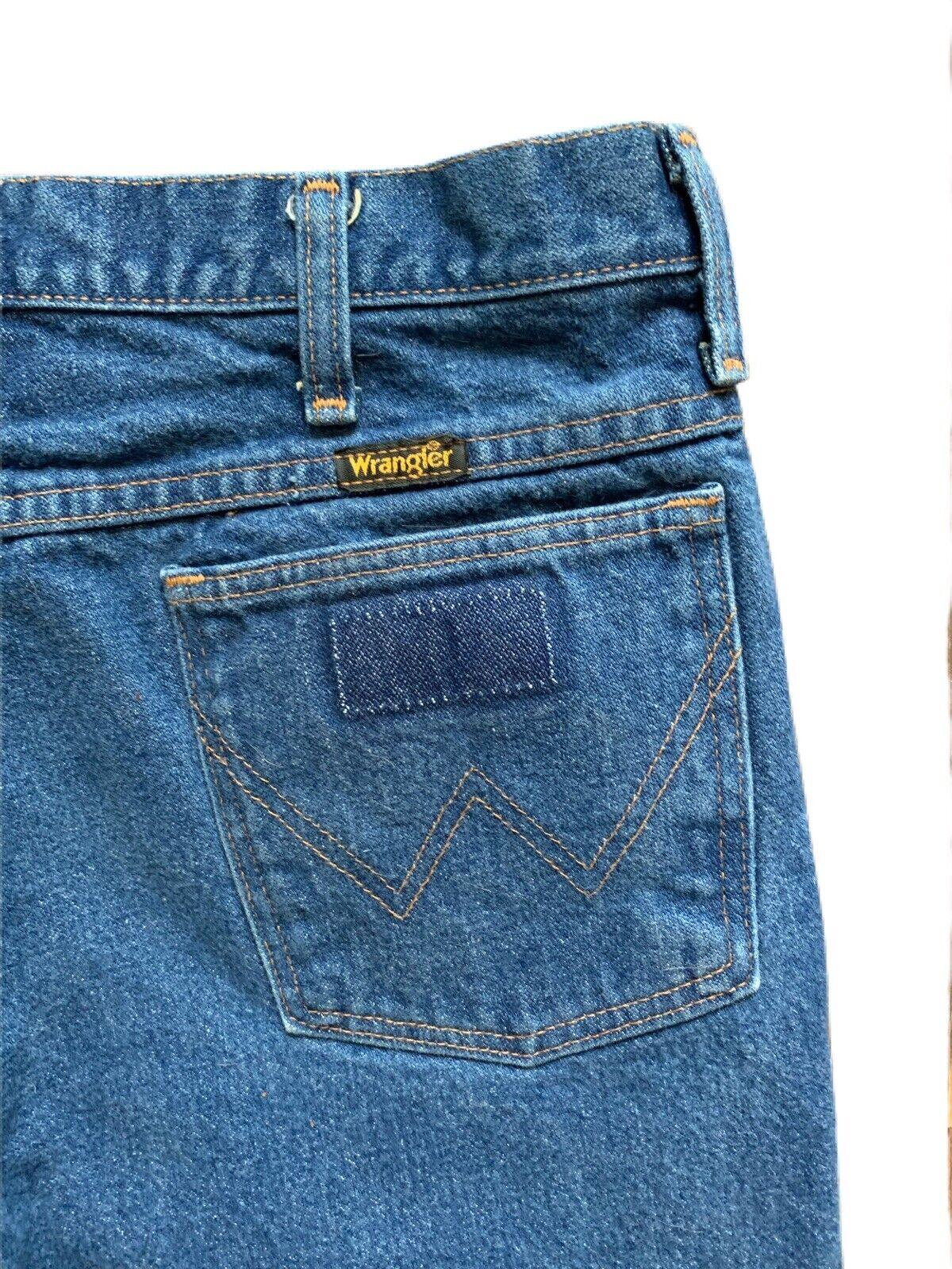 Wrangler Jeans Vintage Wrangler Jeans Wrangler Hi… - image 8
