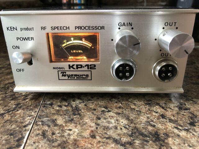 Mfj Lsp 520bx Super Logarithmic Speech Processor For Ham Radio Transmitter For Sale Online Ebay