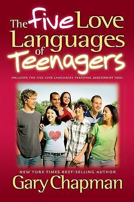 The Five Love Languages of Teenagers, Gary Chapman, Good Condition, Book