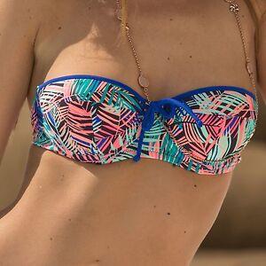 Multiway Moi Aruba Bikini TopBlue Multi71000 Pour Balconette Padded KF1JluTc3