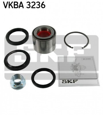 SKF VKBA 3236 Radlagersatz Radlager Hinten Subaru Forester Impreza Legacy I II